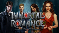 Immortal Romance Review Logo