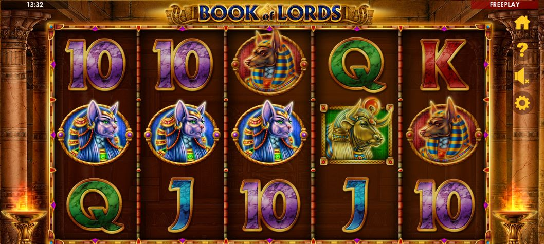 Book of Lords Review Rollen