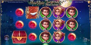 Fairytale Legends Hansel & Gretel Rollen
