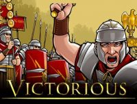 Victorious Review Logo