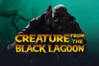 Creatures of the Black Lagoon Logo review