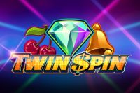 Twin Spin Review Logo