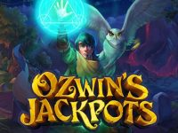 Ozwin's Jackpots Review Logo