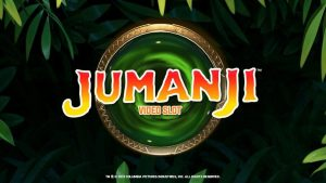 Jumanji Review Logo