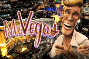 Mr. Vegas Review Logo