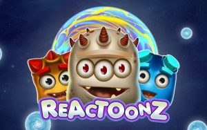 Reactoonz Review Logo