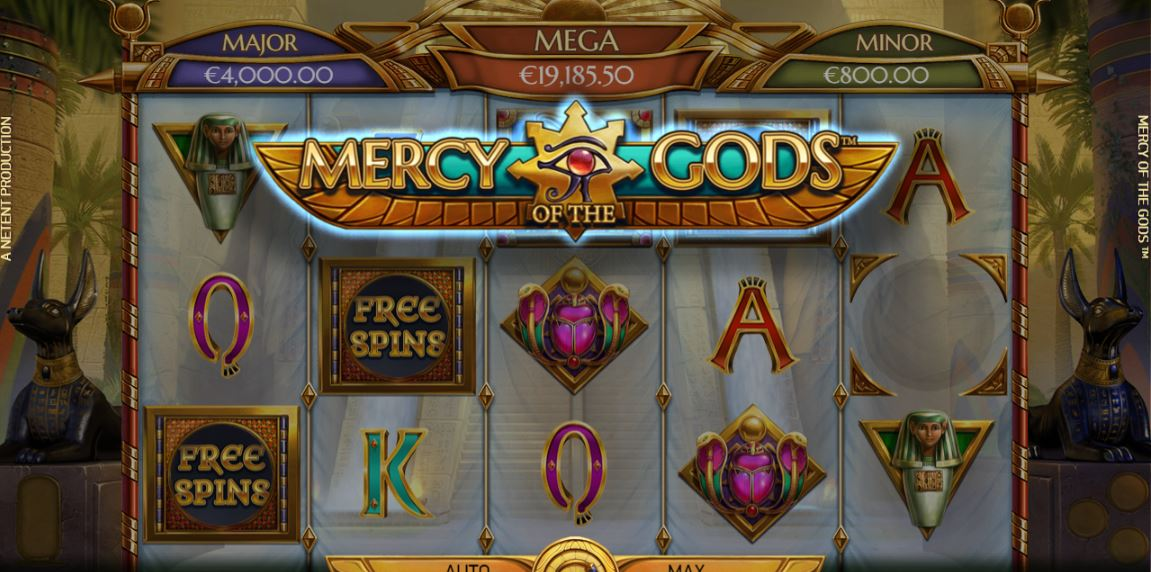 Mercy of the Gods Review Rollen