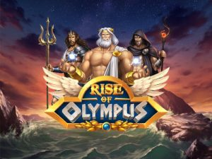 Rise of Olympus Review Logo