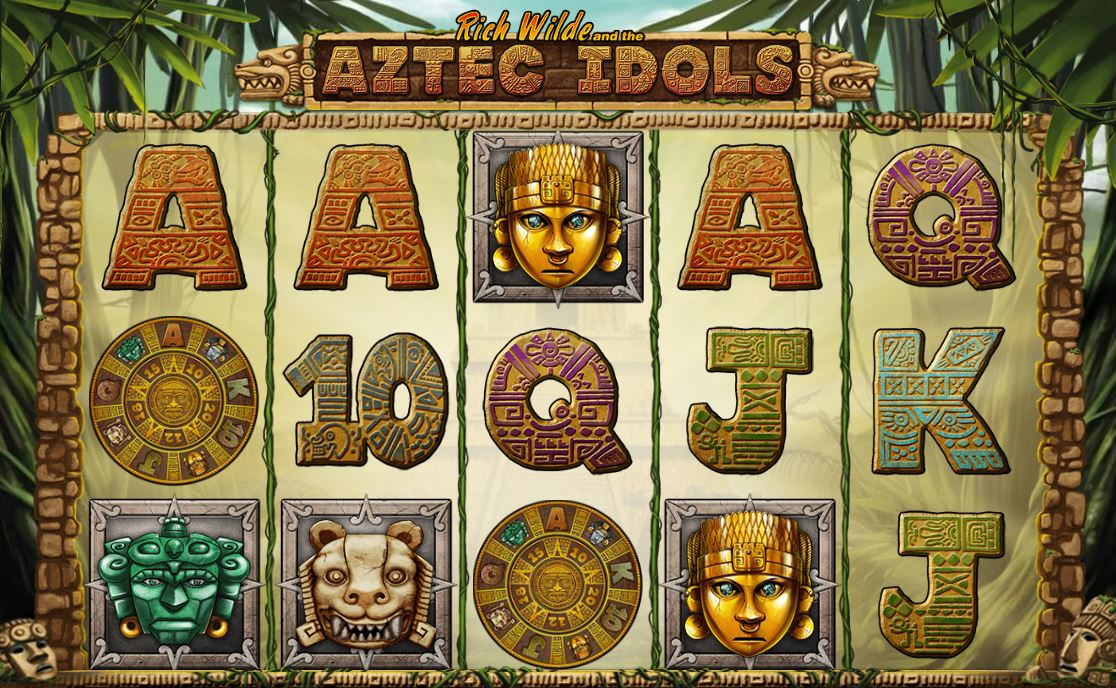 Aztec Idols Review Rollen