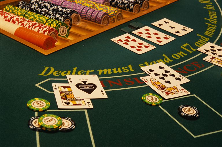 Blackjack Spelregels Online Casino iDeal