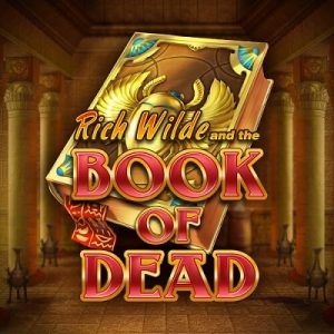 Book of Dead Logo Ideal