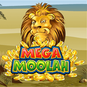 Mega Moolah Logo iDeal