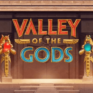 Valley of the Gods Logo iDeal